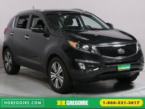 2016 Kia Sportage EX w/Luxury AUTO A/C MAGS BLUETOOTH CAMERA REC