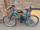 Petrol powered mountain bike cheap £10 fix