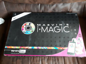 Marvins Imagic brand new 365 tricks