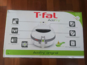 NEW T-FAL ACTIFRY ORIGINAL WHITE OR BLACK