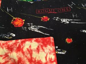 Rogue One - Star Wars.   Hand made, Brand New  Quilt / Blanket