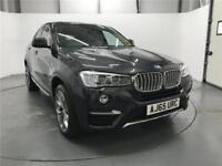 BMW X4 xDrive20d xLine 5dr Step Auto