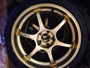 Advan Racing RG-D