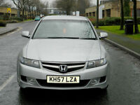 2007 57 Honda Accord 2.2 i-CTDi ( Sat Nav ) ( HFT ) ( 18in Alloys ) SPORT+++