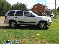2005 Jeep Grand Cherokee Laredo Trail rated édition