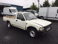 Toyota Hilux 2.4 Diesel non turbo 2x4 single cab