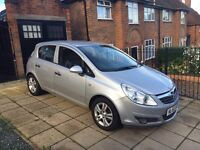 Vauxhall corsa 1.3 cdti 2010(60 plate) 5dr £30 tax for year mot sept 2017 #bargain#