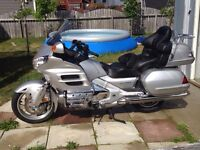 For Sale. 2008 Honda Goldwing ABS