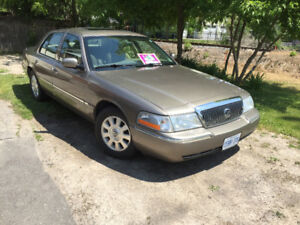 2005 GRAND MARQUIS LS ULTIMATE