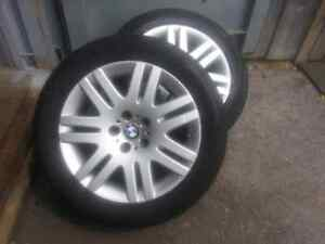 18 INCH BMW 7 SERIES NEW TIRES