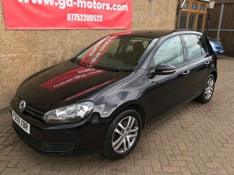 2010 VW GOLF SE TDI 140, 1 YEAR MOT, WARRANT, NOT ASTRA A3 FOCUS MEGANE 308  A4 MONDEO   in Armadale, West Lothian   Gumtree