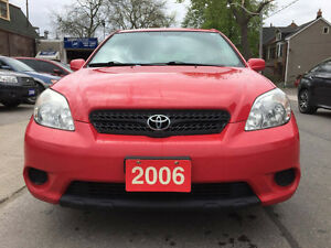 2006 Toyota Matrix XR Wagon ***CERTIFIED***TOYOTA SERVICED!!!