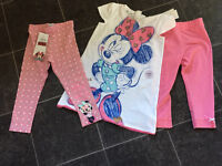 Brand new Minnie Mouse clothes 18-24 months