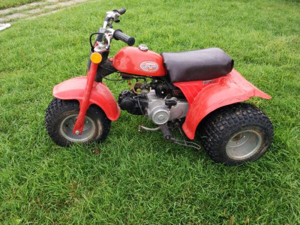 Used 1985 Honda ATC 70