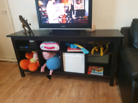 Ikea shelf/ tv unit