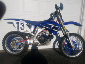 08 YZ450F PRICED TO SELL QUICK