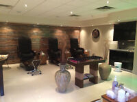 FULLY OPERATIONAL BUSY NAIL STUDIO
