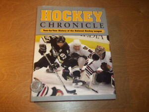 Hockey chronicle year by year history of the NHL-704 pages