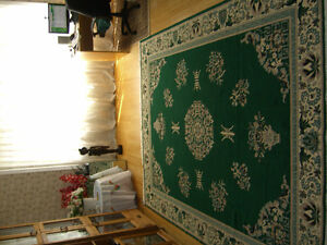 Are you looking for big carpet  9 x 12 F