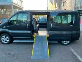 image for *9 SEATS WHEELCHAIR* LOW MILEAGE 2010 RENAULT TRAFIC 2.0TD-115BHP *FULL MOT*