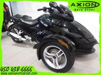 2012 Can-Am SPYDE RS SM5 55,69$/SEMAINE