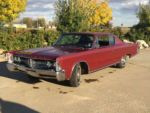 1967 New Yorker 440 all Original