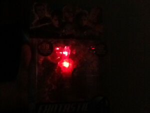2005 FANTASTIC FOUR HUMAN TORCH FIGURE WITH LIGHTS AND SOUNDS London Ontario image 3