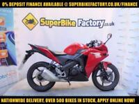 2014 14 HONDA CBR125 R-D 125CC 0% DEPOSIT FINANCE AVAILABLE