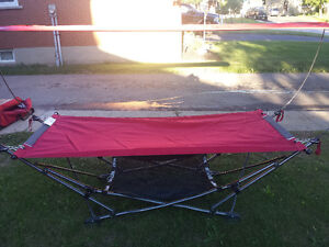 Portable Hammock With Sunshade Kitchener / Waterloo Kitchener Area image 2