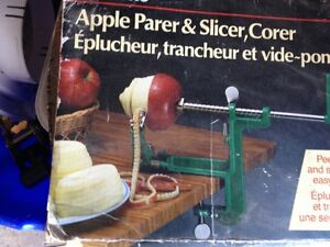 Apple Parer Slicer Corer