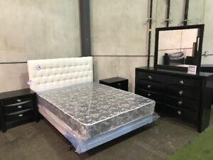 Bed $299!!!, 8pc Bed Set $699 Now While Quantities Last!!!