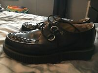 Men's gothic creepers