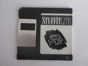 StuffItLite for Mac Install Disk