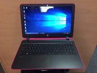 Hp QuadCore HD Laptop, 1TB, 8GB Ram, HDMI, Like Brand New with Box, Win 10, Office, Beatsaudio
