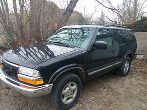 1999 Chevrolet Blazer 4.3L 4X4 SUV Peterborough Peterborough Area image 1
