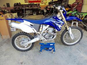 2009 WR250F