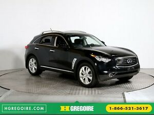 2013 Infiniti FX37 Limited Edition AWD AUTO A/C CUIR TOIT MAGS N