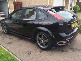 BLACK FOCUS ST 300+bhp