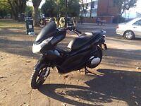 Honda pcx 125 (2O12) 12 month mot cheap