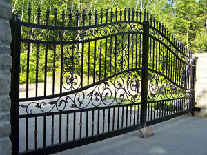 Wrought Iron Gates, Railings and Fences Cambridge Kitchener Area image 3