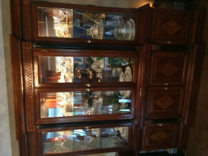 China cabinet/French Modern Classic