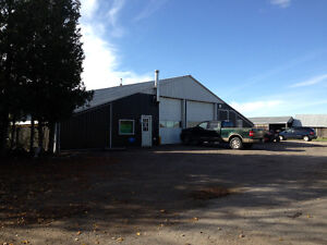 Commercial Unit for Rent on Hwy 7 Fowlers Corners
