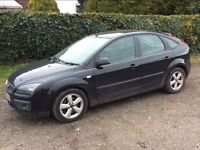 FORD FOCUS 1.8 TDCI 2006 MODEL DIESEL GREAT SPEC DRIVES LIKE NEW !! 55MPG !!