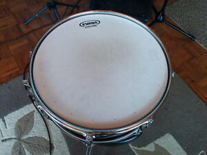 "Pearl 14"" x 5.5"" Wood Snare MINT CONDITION"