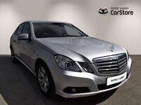 Mercedes-Benz E Class E220 CDI BLUEEFFICIENCY SE (silver) 2009-11-20