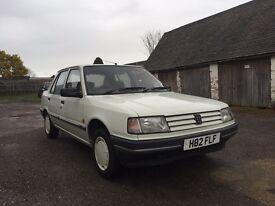 Peugeot 309 Swap!