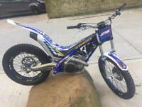 2015 Sherco ST 300cc Trials Bike