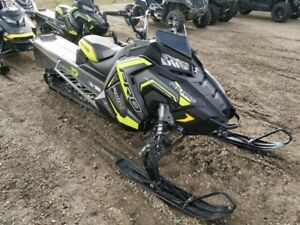 2018 Polaris PRO-RMK 800 Cleanfire 163 Electric 3.0 Series 7 Sno