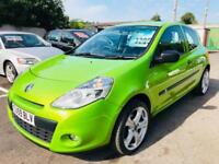 Renault Clio 1.2 16v Extreme 2009/59 Only 33,000 Miles***