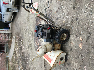 MTD snow flight snowblower
